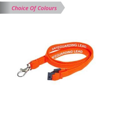 Safeguarding Lead Lanyard - Pack of 10