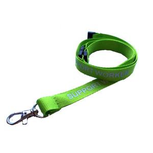 Support Worker Lanyard - 1.5cm Flat - Pack of 10
