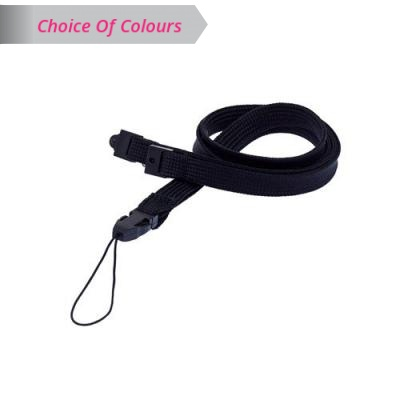 String Clip Lanyard - 1cm Bootlace - Pack of 10