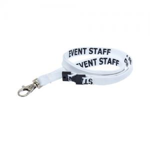 Event Staff Lanyard - Pack of 10