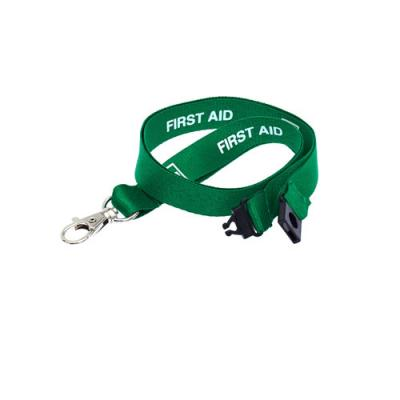 First Aid Lanyard - Pack of 10