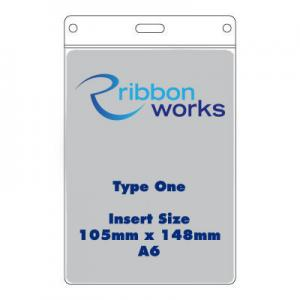PVC Wallet T1 (105mm x 148mm - A6) - Pack of 10