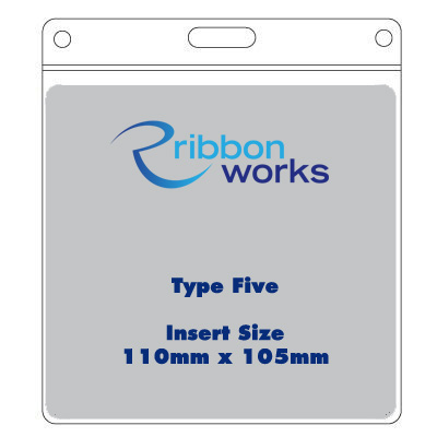 PVC Wallet T5 (110mm x 105mm) - Pack of 10