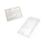 Fully Enclosed ID Card Holders