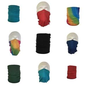 Face Cover Neck Tubes