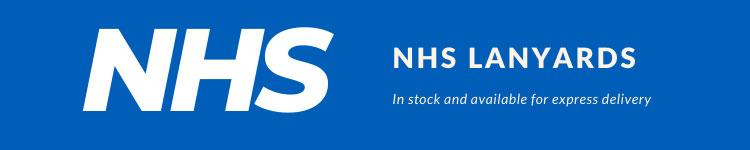NHS Lanyards Banner
