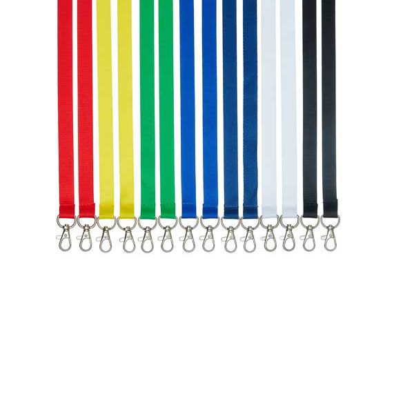 Double Clip Lanyards | Conference Lanyards