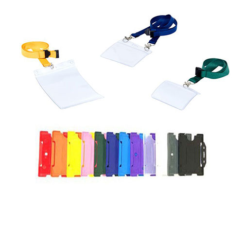 ID Card Holders & PVC Wallets